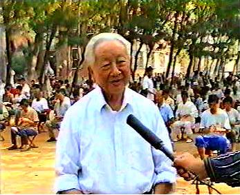 Zhineng qigong anticancer star Shi Zongshu