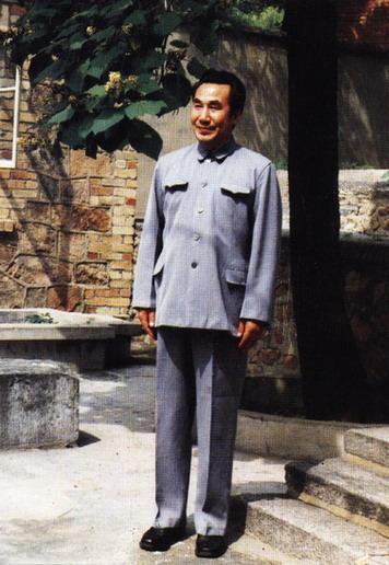 Zhineng qigong creater Pang Ming laoshi